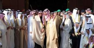 HRH Premier hosts grand ceremony for Saudi king