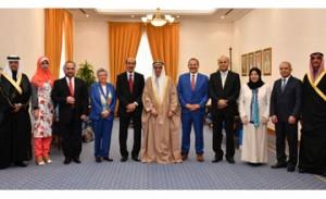 Deputy Premier receives NIHR annual reports