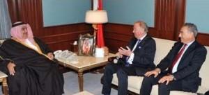 Foreign Minister receives IPI president