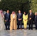 King hails Bahrain's rights strides