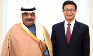 Bahrain-China ties reviewed