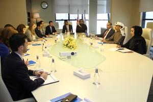 NIHR receives US congressional delegation