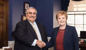 Bahrain, US cooperation discussed