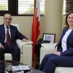 Bahraini-Canadian high education cooperation discussed