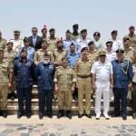 Pakistani defence college delegation visits National Guard