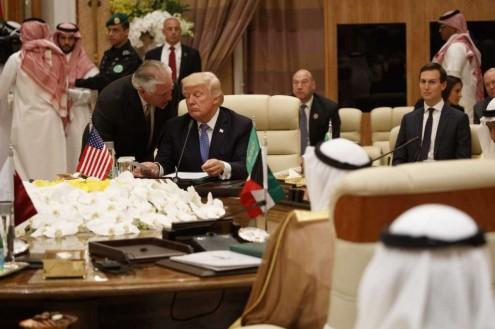 GCC-US Summit held