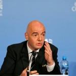 HRH Premier thanked by FIFA president
