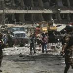 Deadly Kabul blast kills dozens, wounds hundreds