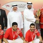 Nasser 10 football quarterfinals concludes