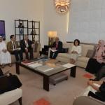 Preparatory meeting on Bahraini Women's Day held