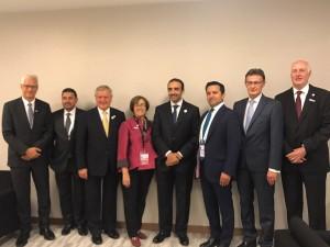 Bahrain participates in WPC 2017