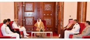 King Hamad hails Bahrain-UK ties