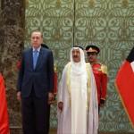 Kuwait, Turkey leaders hold talks