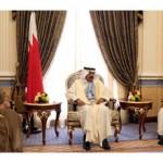 Premier receives Speaker, Shura Council chairman