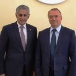 Uplifting Bahraini-Russian trade exchange discussed