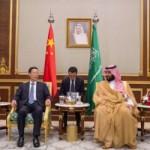 Saudi-Sino business ties discussed