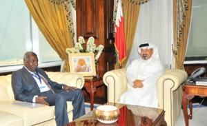 Bahrain, Sudan to enhance economic cooperation