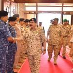 HM King visits BDF