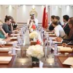 Housing Minister receives US delegation