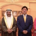 Pakistan Ambassador receives Bahrain Parliament members