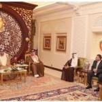 HM King praises Bahraini-US cooperation
