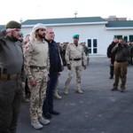 Nasser bin Hamad lauds Chechen Army military faith