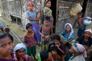 Saudi Arabia donates $20 million to Rohingya refugees