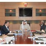 Bahrain, UN agencies hold meeting