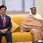 Bahraini-Pakistani relations reviewed