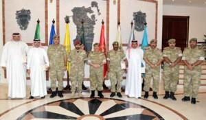 National Guard honours retirees