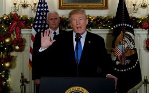 US decision on Jerusalem suspended for 6 months