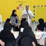 Education Minister attends workshop