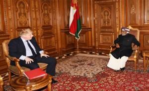 Omani-UK cooperation reviewed
