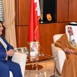 Royal Court minister receives Pakistani ambassador