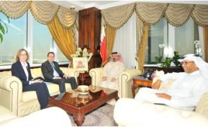 Bahrain, US economic ties reviewed