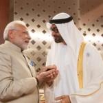 Indian PM visits UAE
