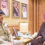 Saudi Crown Prince meets Pakistan's COAS