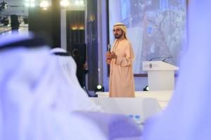 Sheikh Mohammed bin Rashid attends part of MoFAIC Forum