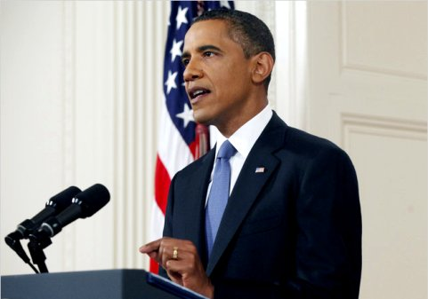 Obama favors Diplomatic Solution for Syria