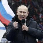 Putin wins Russia's Presidential vote