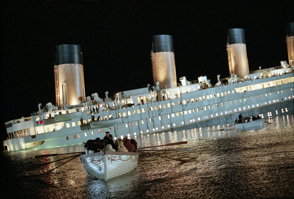 Events around the world mark Titanic centenary
