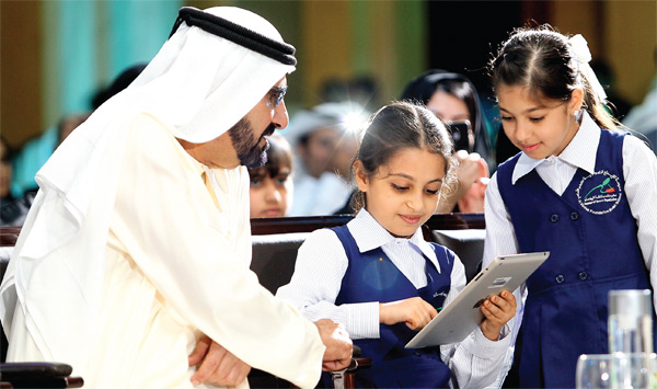 Sheikh Mohammed launches New Education Initiative