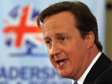 Cameron urges action to resolve Euro Crisis