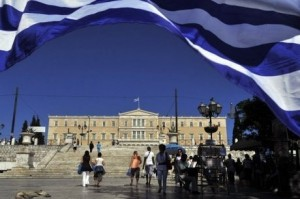 Eurozone looks at Greek exit as leaders meet