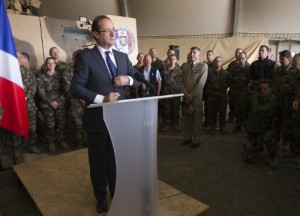 French president visits Kabul
