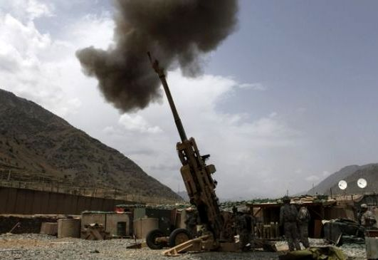 India agrees $560 million US artillery deal