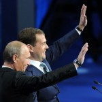 Russian parliament confirms Medvedev as PM