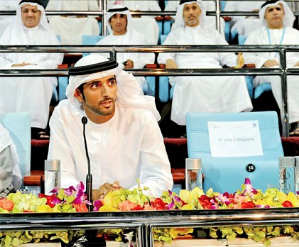 Sheikh Hamdan sets up Dubai Film & TV Commission