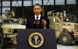US goal in Afghanistan within reach: Obama
