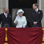 Crowds cheer UK queen in grand jubilee finale